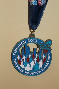 2013 Houston Marathon
