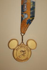 The Disney Marathon