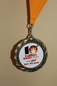 2012 Turkey Dash