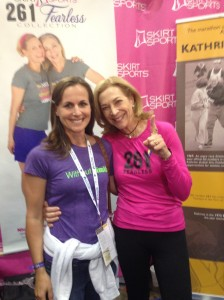Katherine Switzer - one amazing woman