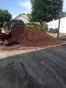 Mulch, anyone?