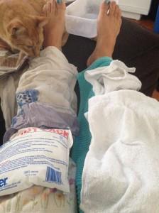 Tended by Nurse Goldie