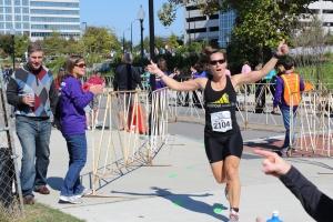 Running the relay October 2013