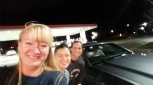 Barbara, Sachi, and Me
