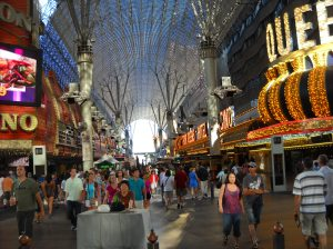 Las Vegas strip, here we come!