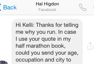 hal's message