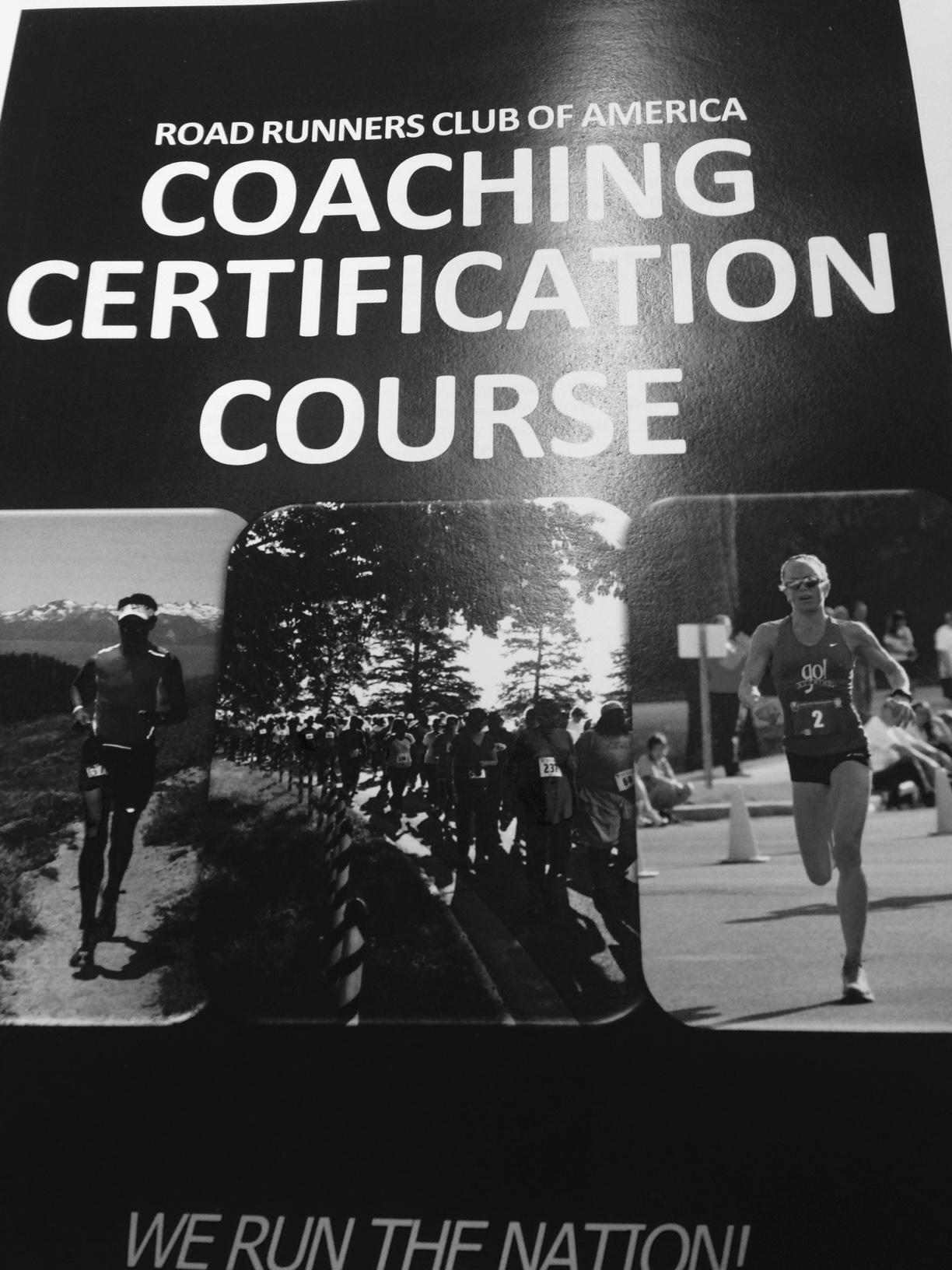 rrca coaching certification   Running Boston And Beyond