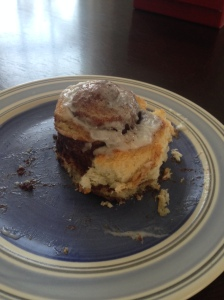 Check out that bun!