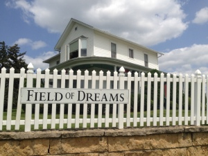 Field of Dreams movie set in Dyersville, Iowa