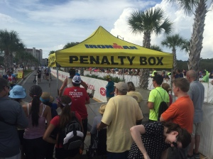 "I don't know why, but the name ""penalty box"" makes me giggle. Makes me think of hockey."