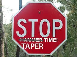 taper